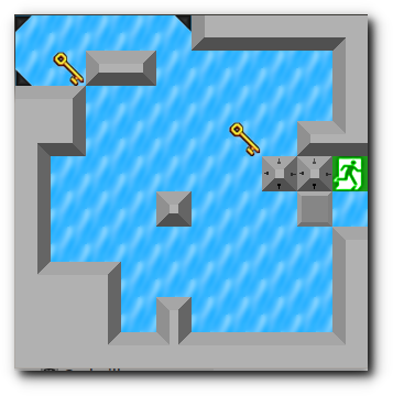 [Jeu] IceMaze (webassembly port + updates) 1